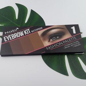 Nabi Waterproof  Eyebrow Kit.